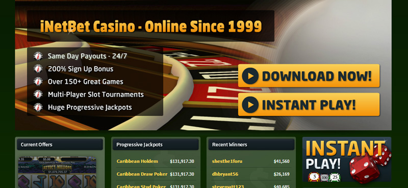 Netbet Casino Бездепозитный Бонус