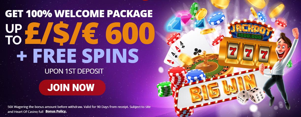 New online casinos await you!
