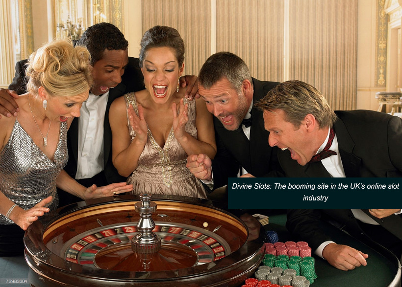 Divine Slots: The booming site in the UK's online slot industry
