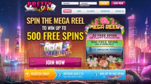 New Slot Sites Pretty Slots