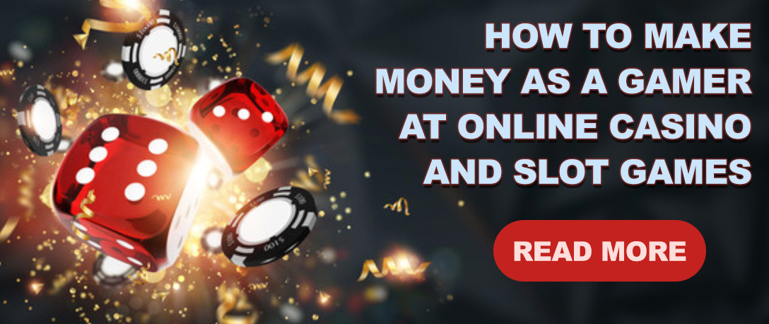 online casino and slot games
