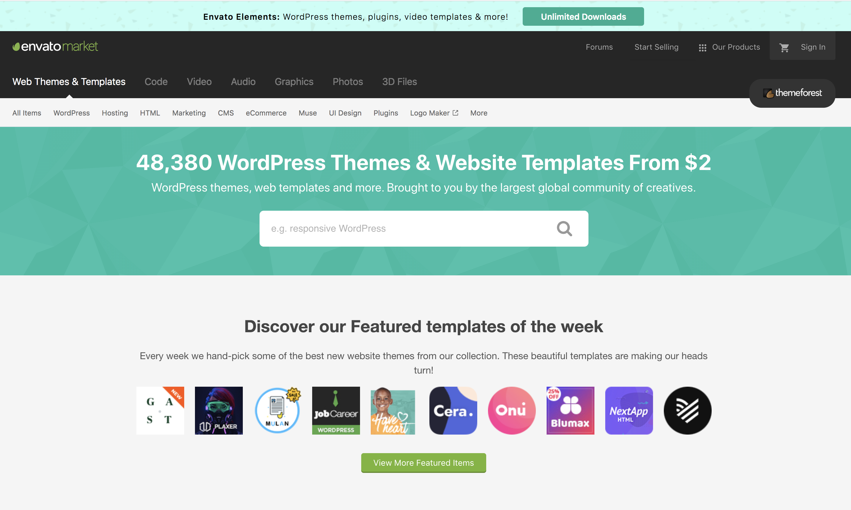 A Must Read Guide To Finding  And Buying  Themes On Theme Forest Only