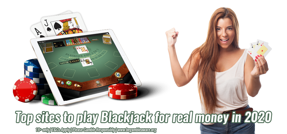 Top sites to play Blackjack for real money in 2020