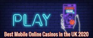 best mobile online casinos