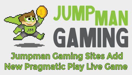 Jumpman Gaming Sites Add New Pragmatic Play Live Game