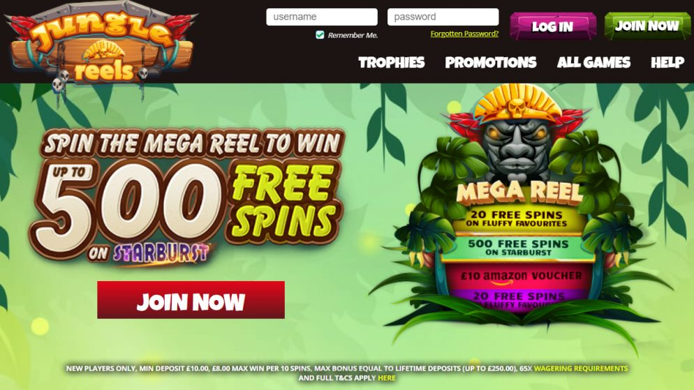 Play Free Online Slot Games On Mobile At Jungle Reels